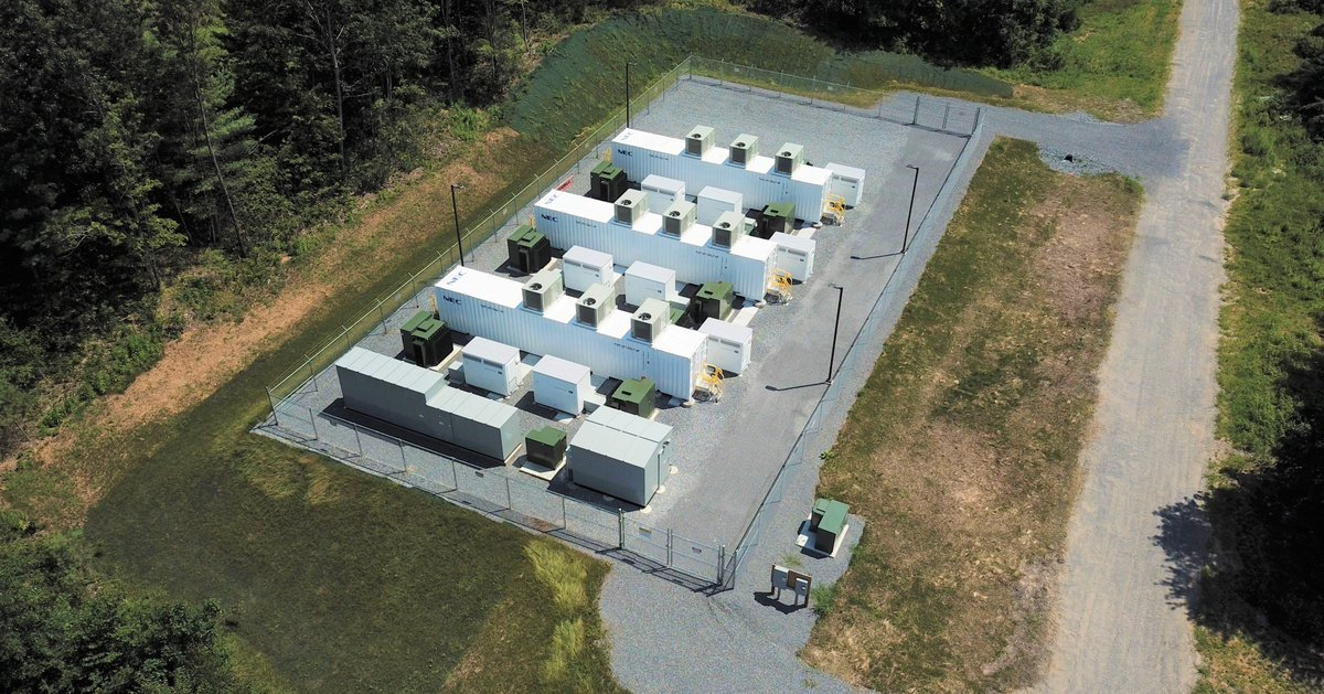 Just in: Albany-based Key Capture Energys 20-MW battery project is LIVE. Located in the Capital Region, the project enhances reliability while supporting @NYGovCuomos #GreenNewDeal, which mandates 3,000MW of #EnergyStorage by 2030. Learn more at nyserda.ny.gov/About/Newsroom…