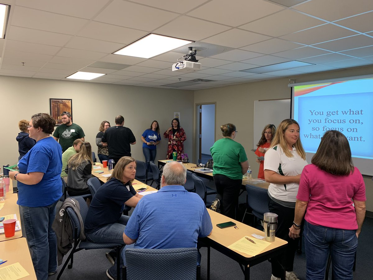Second year educators improving practice at SURVIVOR, Year 2!
