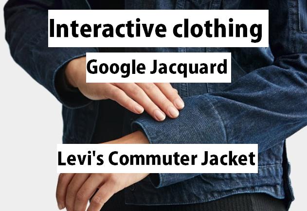 Read Details:https://blog.electroica.com/interactive-denim-google-project-jaquard-x-levis-commuter/…Watch Video:https://www.youtube.com/watch?v=TbdZD3JO49o…#googleatap #conductivethread #futuretechnology #startups #smartfabric #levis #jackets #smartjackets