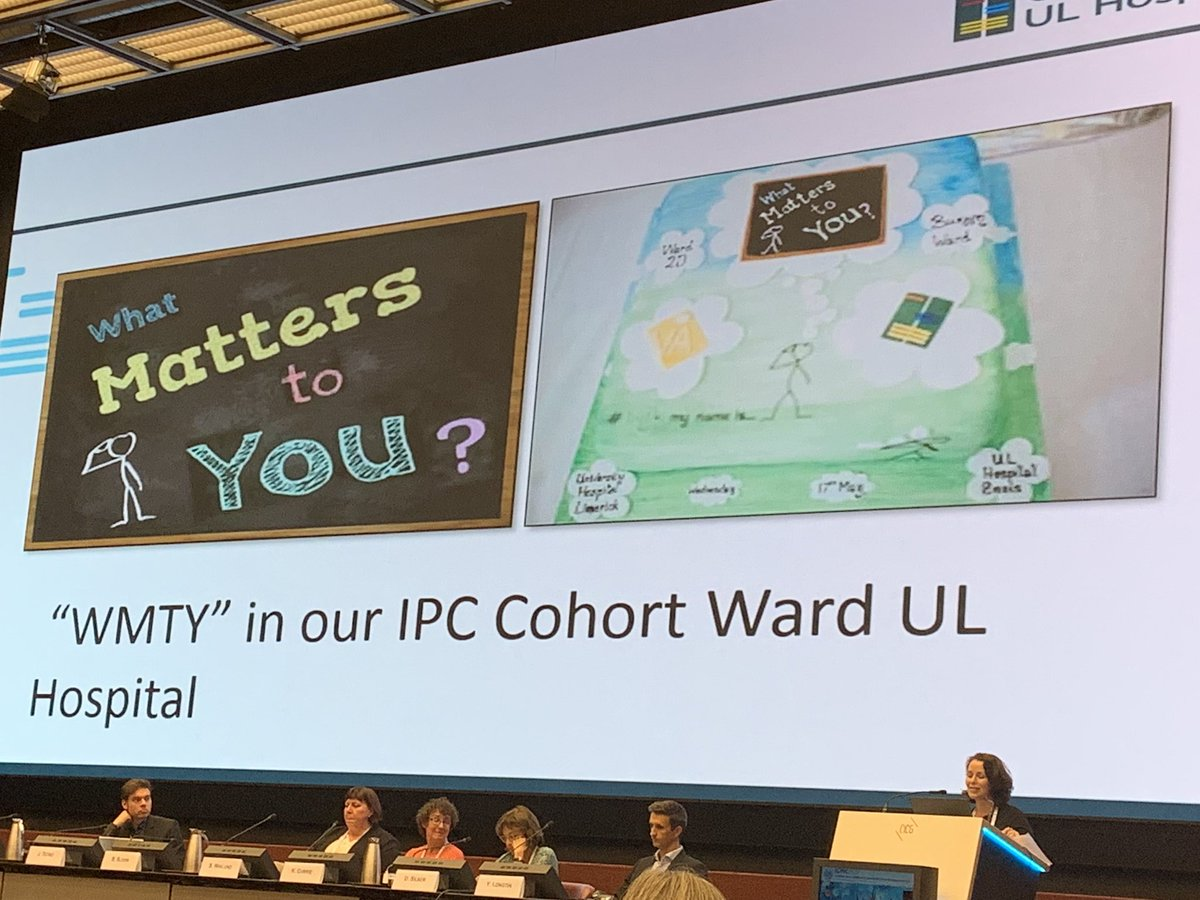 """""""Asking the patient «What matters to you"""" QI in IPC #icpic2019 <br>http://pic.twitter.com/T5LkaaXNMx"""
