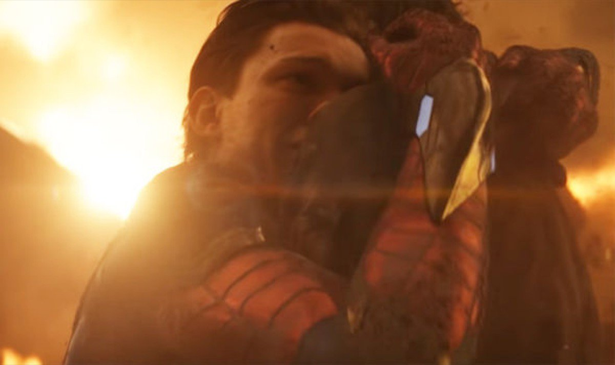 When you realise these moments won't have any meaning now   #spiderman #SpiderManFarFromTheMCU <br>http://pic.twitter.com/GA45Qug8wQ