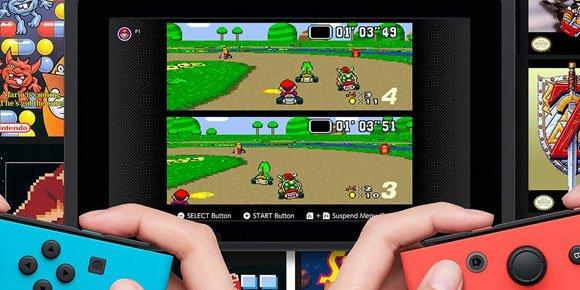 Los juegos clásicos en Switch Online ya no se actualizarán tan seguido: