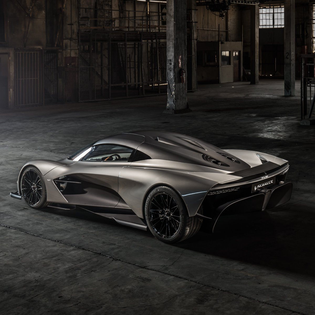 Aston Martin On Twitter Sharing The Same Fundamental Styling And Aerodynamic Philosophy With Aston Martin Valkyrie Valhalla Features A Pronounced Front Keel And Large Rear Diffuser With The Underfloor Generating The Bulk