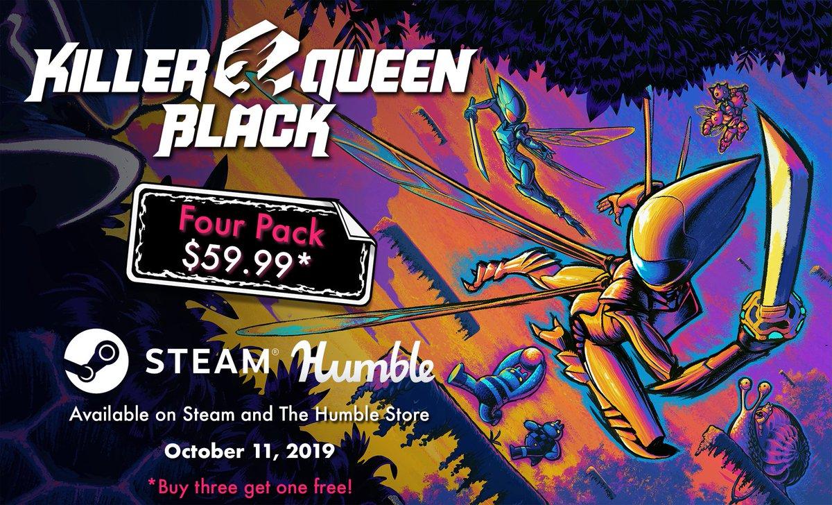 Killer Queen Black on Twitter: