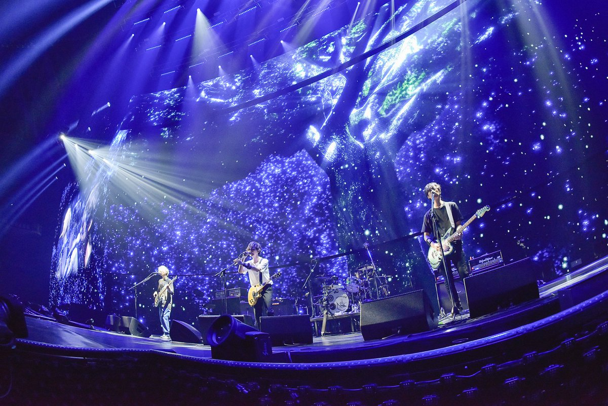 Bump Of Chicken On Twitter Bump Of Chicken Tour 2019 Aurora