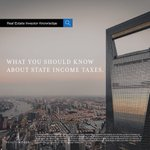 Be more prepared come tax season. Learn how to avoid double taxation on individual property investments, the taxation of REITs, and what tax forms you should expect to receive when investing in real estate. Read the article here: https://t.co/uk6BgfZrZj