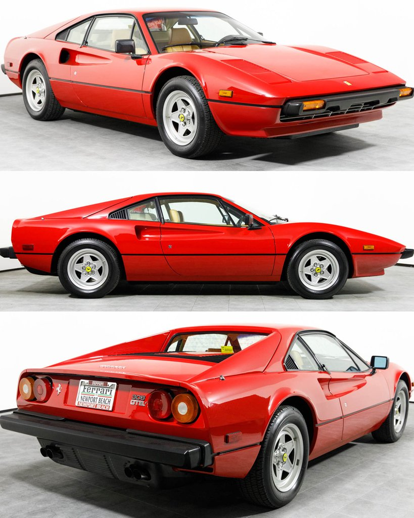 Dupontregistry Auf Twitter 1982 Ferrari 308 Gtbi Only 494 Gtbi S Were Built Between 1980 And 1982 Approximately Less Than 170 Were Us Homologated Version Cars Price 139 800 Mileage 5 856 Contact