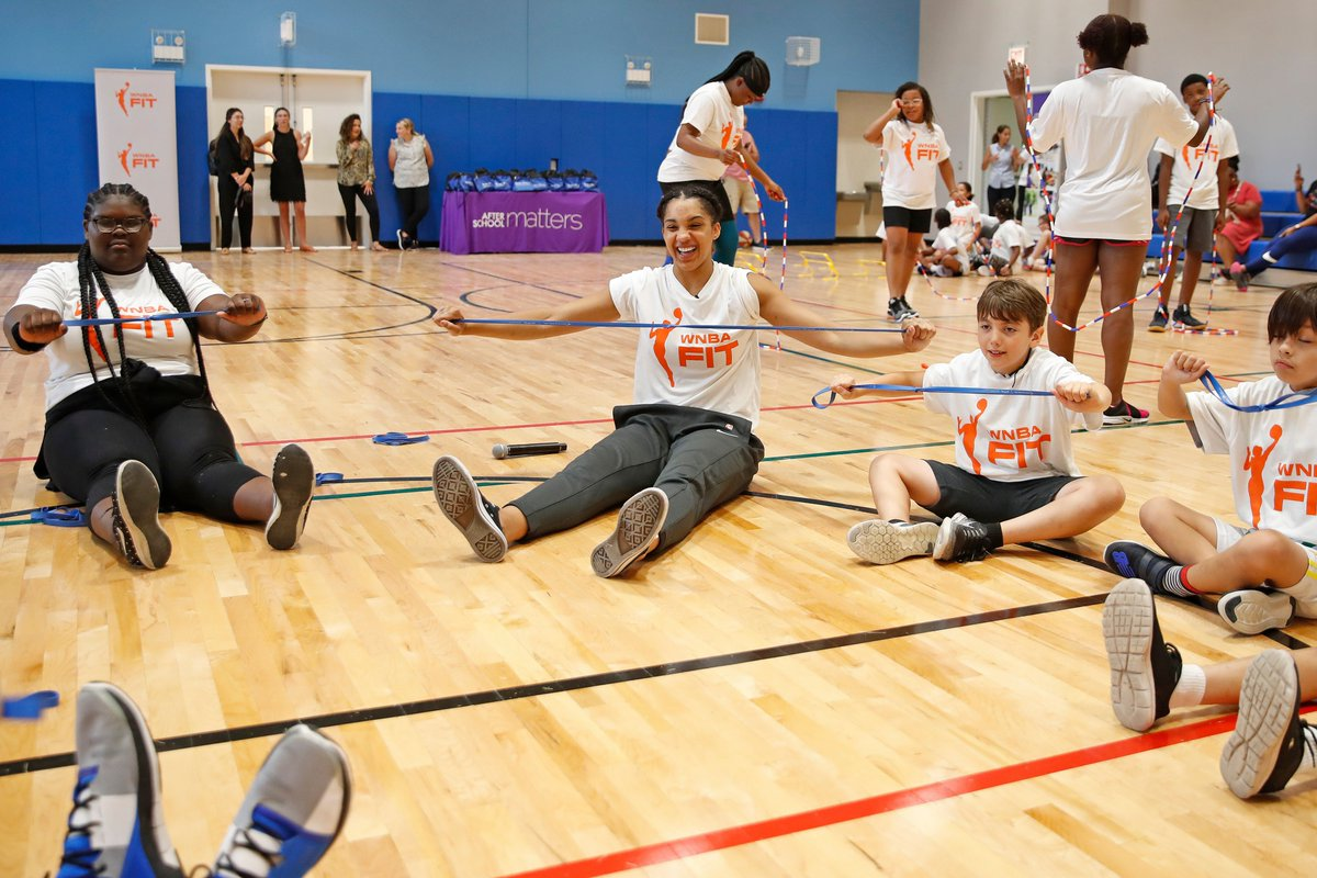 School is back in full swing! Working together, schools, parents, caregivers, and communities can support physical activity and healthy eating (via @CDCMakeHealthEZ).   Learn more: http://bit.ly/2Ew4RDa  #NBAFIT #WNBAFIT