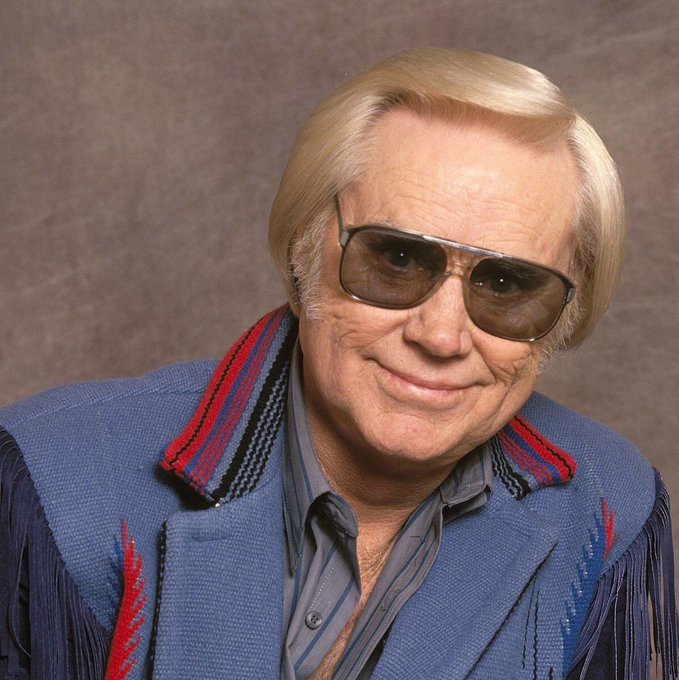 Happy birthday to the late great George Jones!