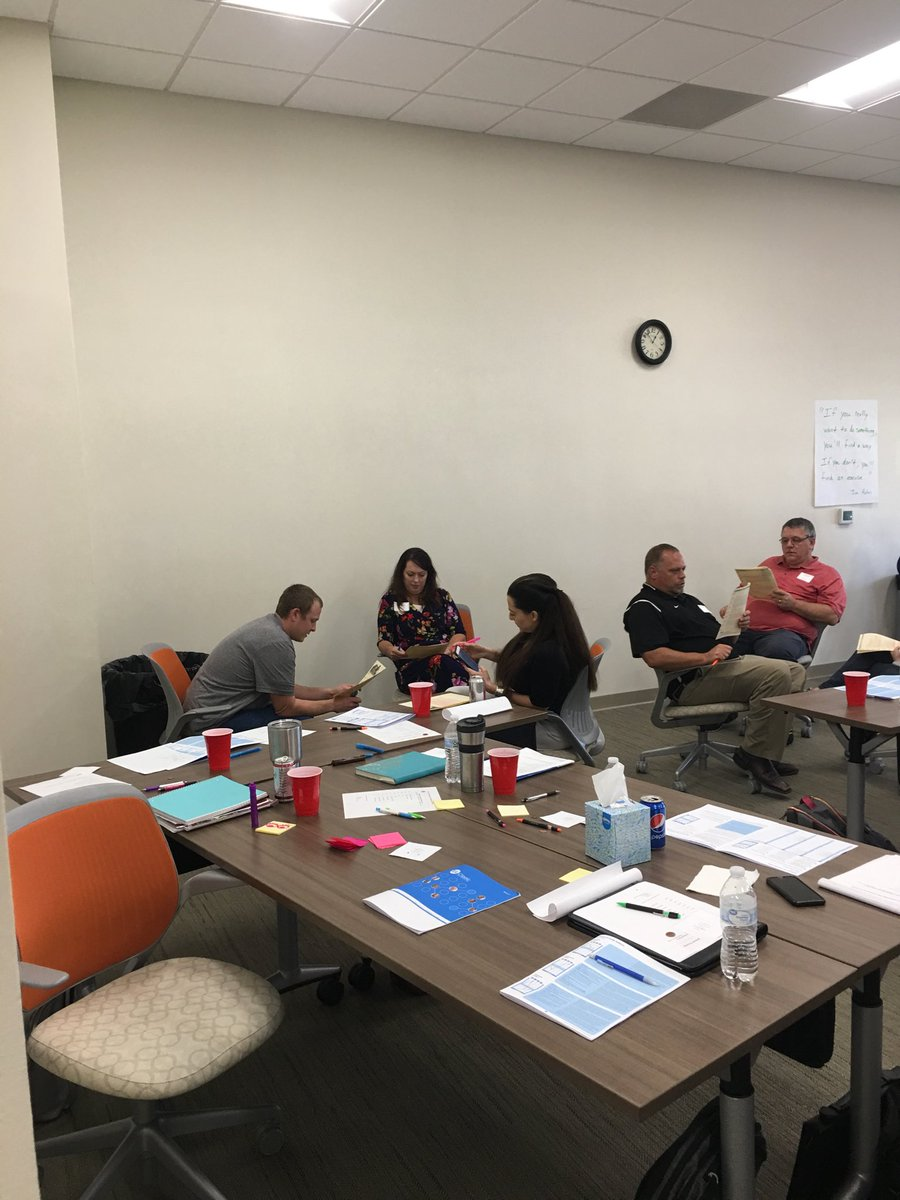 South Central MLDS Leaders growing together today at South Central RPDC. @scrpdc