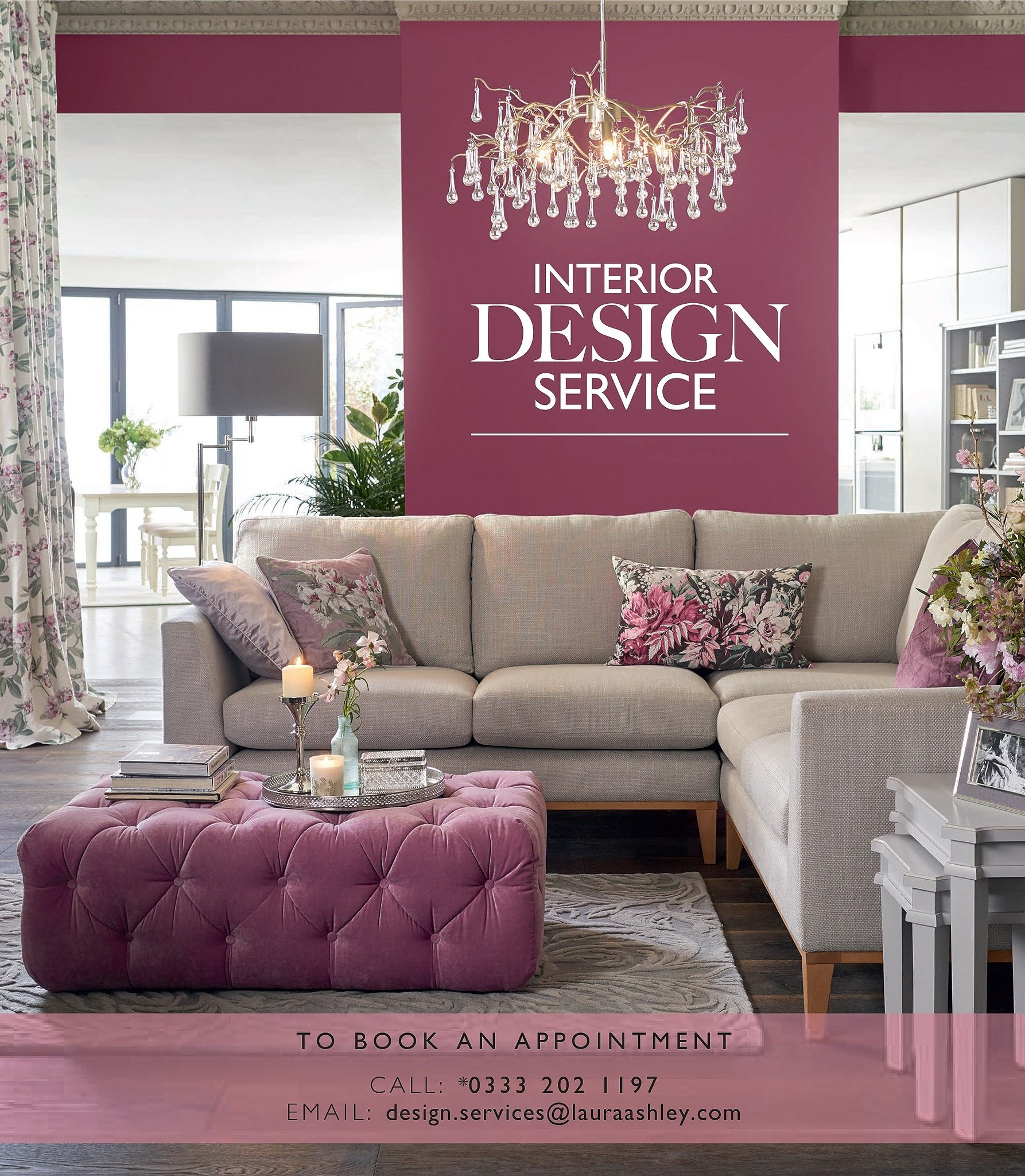 Laura Ashley On Twitter For A Limited Time Only Get A Second Room Designed For Free With The Booking Of A Design Service Consultation Book Your Appointment Today Https T Co Hfqdgkmcsg Https T Co 4kepevpp6t