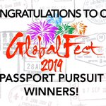 Image for the Tweet beginning: Congratulations to our Passport Pursuit
