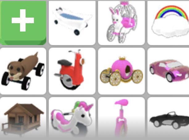 Roblox Adopt Me Royal Carriages