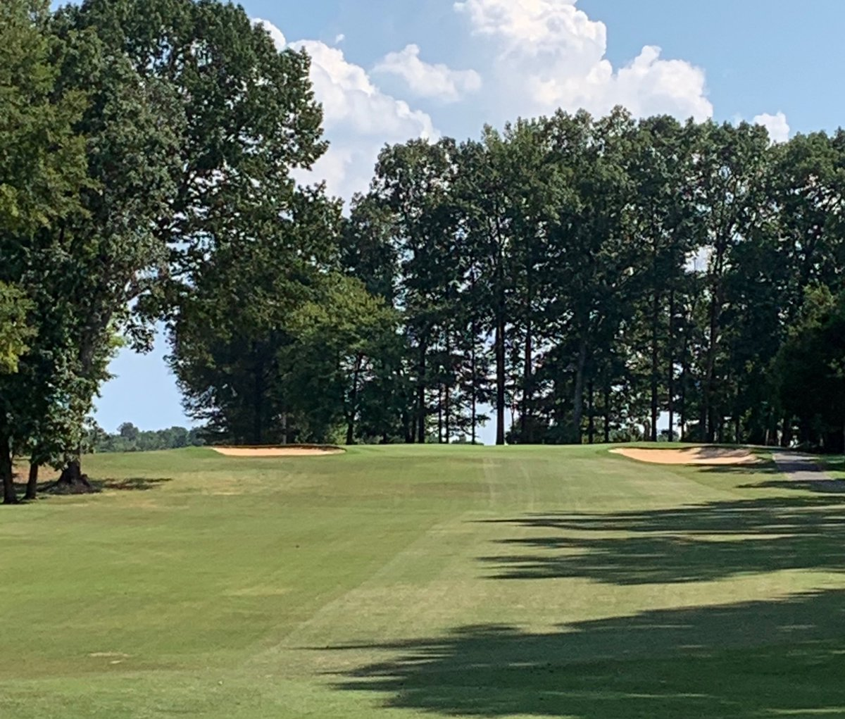 Occoneechee Golf Club A Friendly Welcome Awaits At One Of