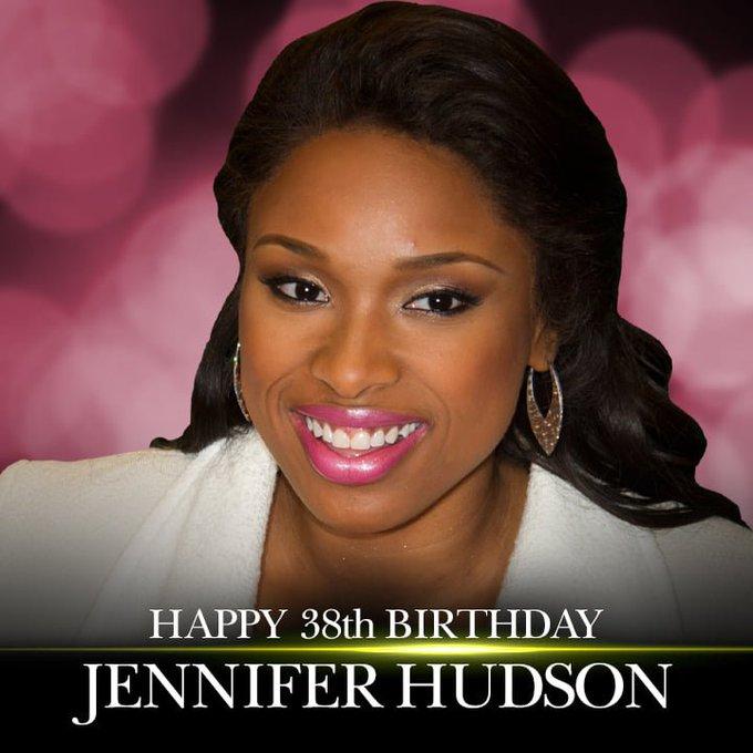 Happy birthday to Chicago\s very own Jennifer Hudson!