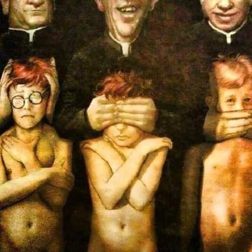 Abusos a menores en la Iglesia