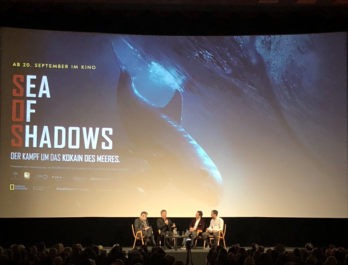 Highly recommended documentary #seaofshadows @Gartenbaukino @seaofshadowsSOS<br>http://pic.twitter.com/SOPcFrIrkn