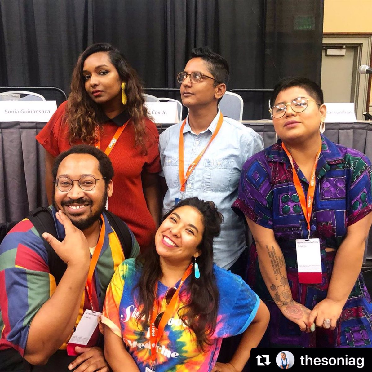#tbt to some amazing climate justice organizing work at #nn19 this past summer 🔥 Netroots organizers are ecstatic over the energy brought to the these spaces. We strive to be better every year and are only as powerful and impactful as all of you. Thanks for #killinit ❤️🙏🔥