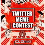 Image for the Tweet beginning: #MemeContest by @CloakCoin  💰 Price