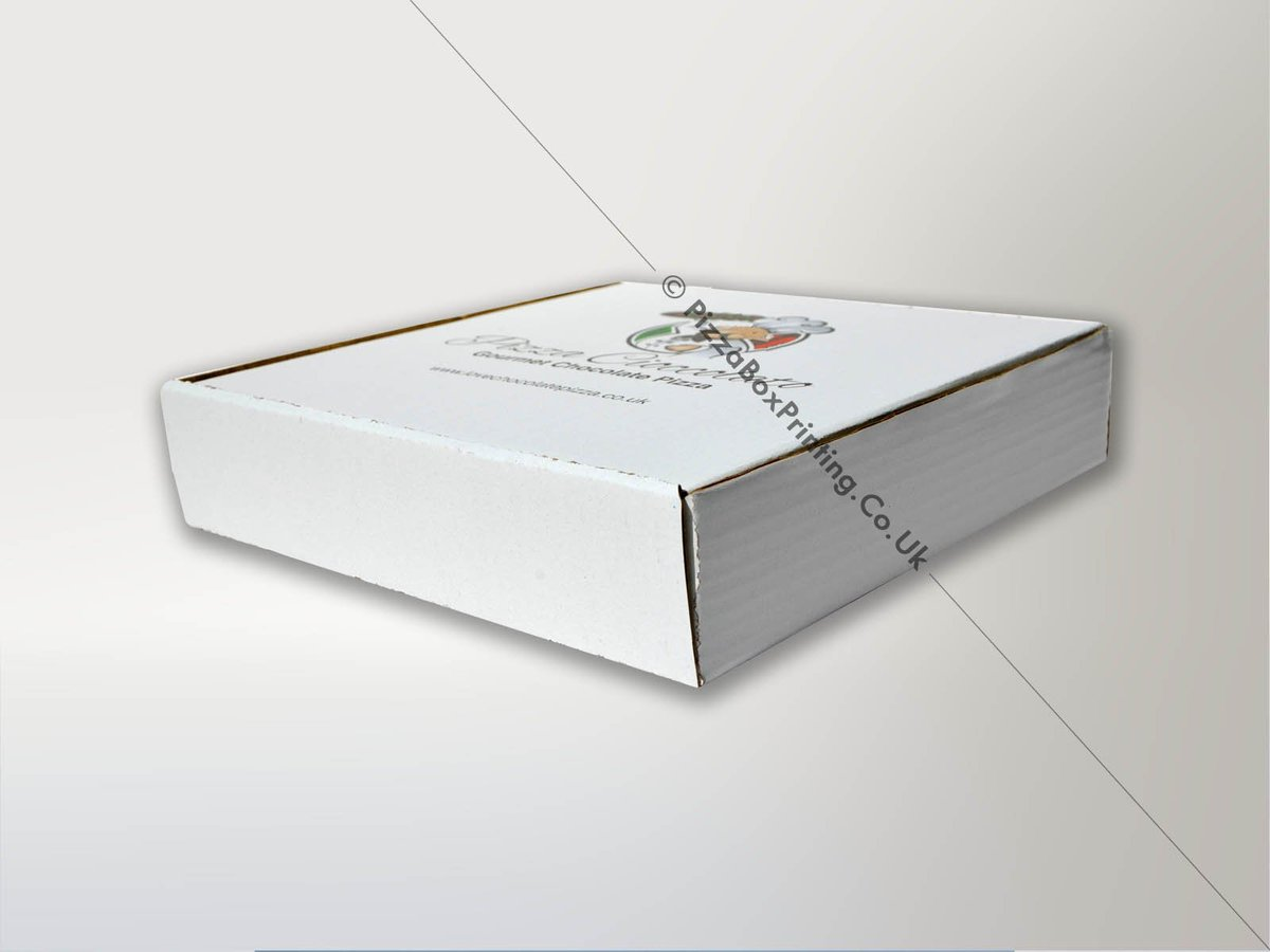 12″ #foodsafe #branded #pizzabox made with #recycled c-flute #corrugated #buxboard stock #printed in full colours for #pizzacioccolato  For #custompizzaboxes, visit https://bit.ly/2Qw8oaf  #pizzaboxes #pizzaboxeswholesale #pizzaboxesgogreen #pizzaboxpackaging #pizzaboxprintingukpic.twitter.com/UgwjTWbnpL