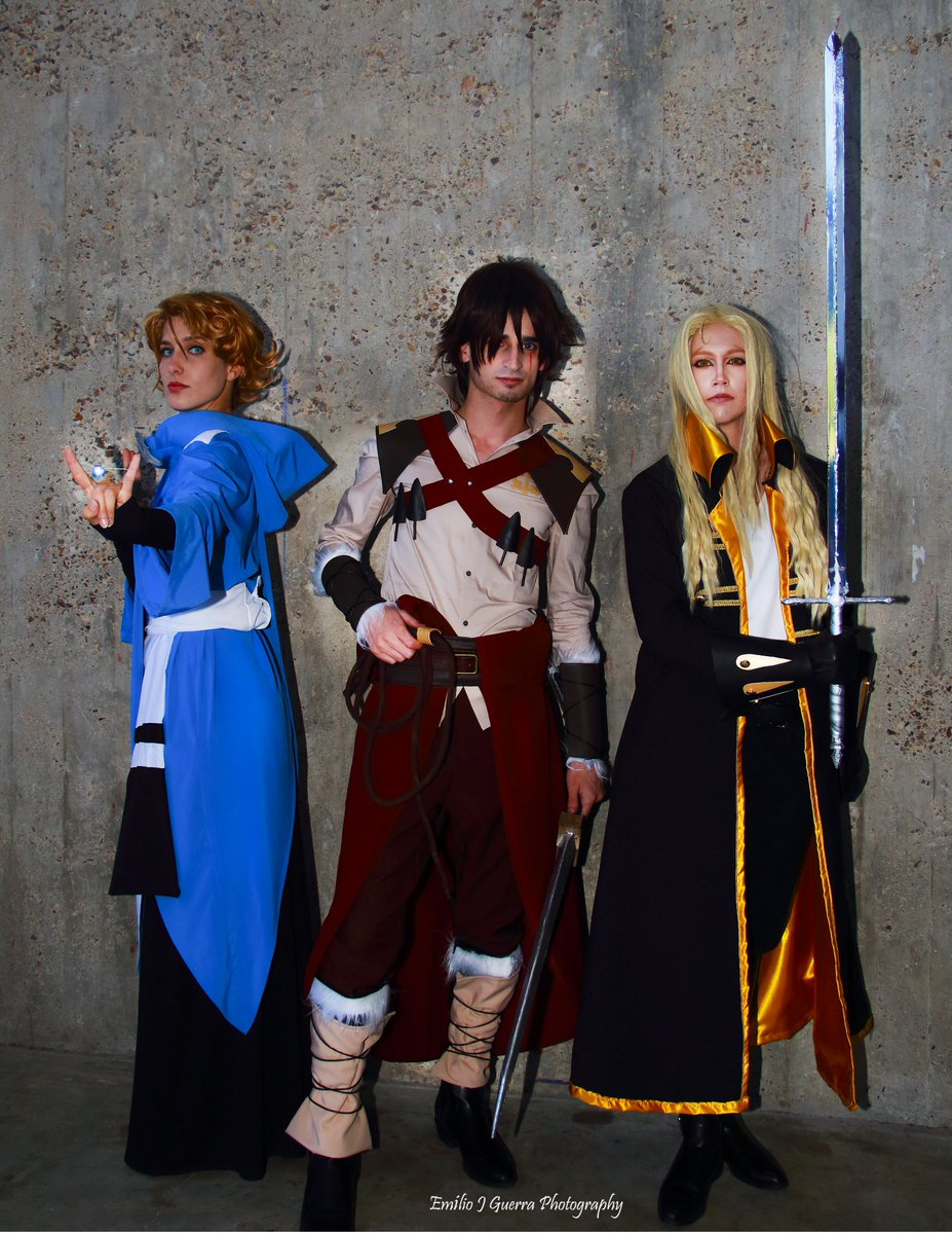@Kuramusa_Kavian @eva_makes .  Cosplays Gruop castlevania and sypha #castlevania #madridotaku2019 #madridotaku #cosmaker #cosplayers #cosplayofinstagram #cosplayphotography #picoftheday #photooftoday #photoedit #photographerfocus #photolike #portraitphotographypic.twitter.com/Qja1N5u3iO