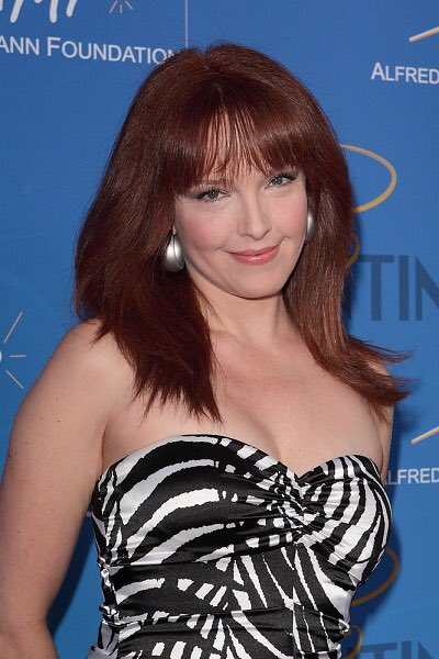 Happy Birthday actress Amy Yasbeck