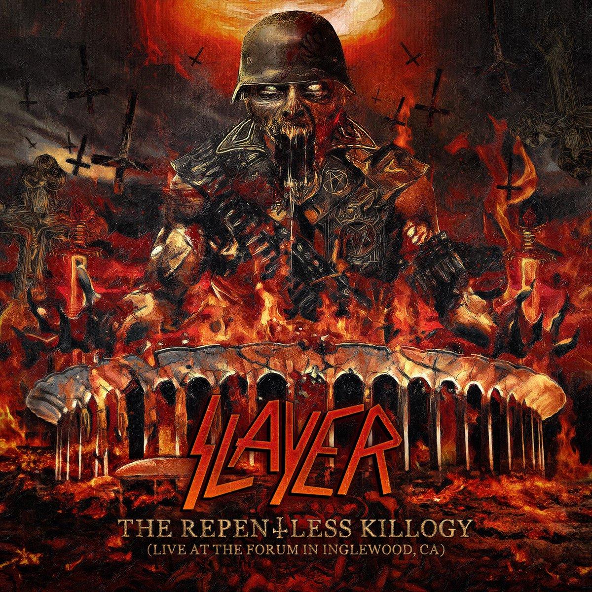 Slayer At Slayer Twitter