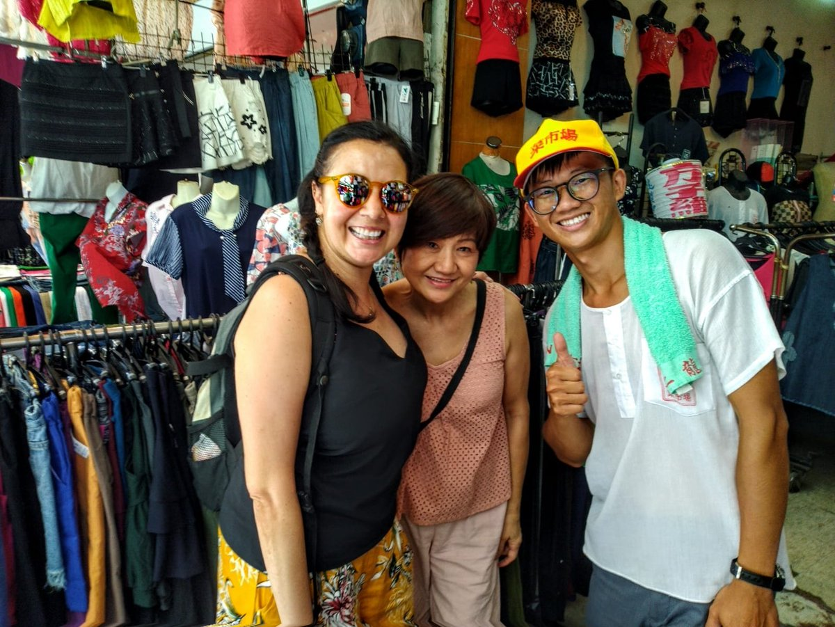 I had such a wonderful time exploring & meeting the locals at the morning market in Yilan #taiwan with my guide Leo [presstrip] Taiwanese people are just so warm & welcoming #timetovisittaiwan @Taiwan_in_UK<br>http://pic.twitter.com/2EgQzD98PY