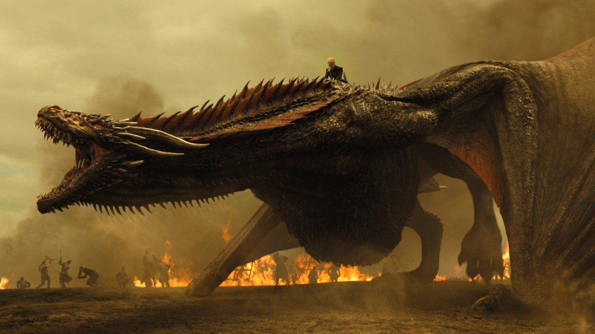 A Game of Thrones prequel series is in the works based on Fire & Blood, set 300 years before the original series tracing the fall of House Targaryen.  http:// bit.ly/2ZNRdID     <br>http://pic.twitter.com/l0igll2wOq