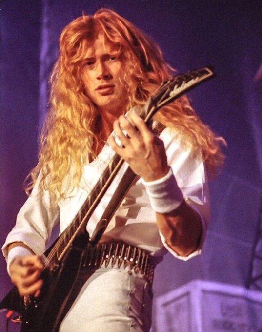 Happy Birthday, Dave Mustaine