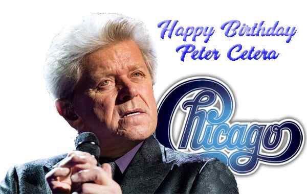Pattie             Happy birthday to Peter Cetera             ...