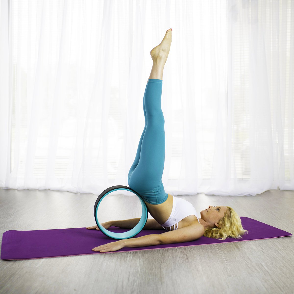 Nature S Integrity On Twitter I Am Always Working On My Shoulder Stands And Headstands The Yoga Wheel Is The Best Yoga Prop I Have Found To Truly Support Me In These Poses