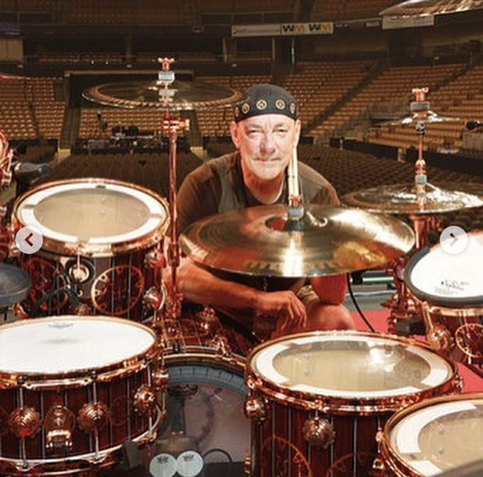 Happy 67th birthday to Canada\s very own Neil Peart!