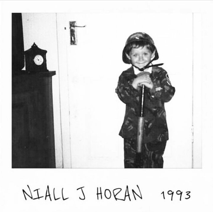 Happy birthday niall horan