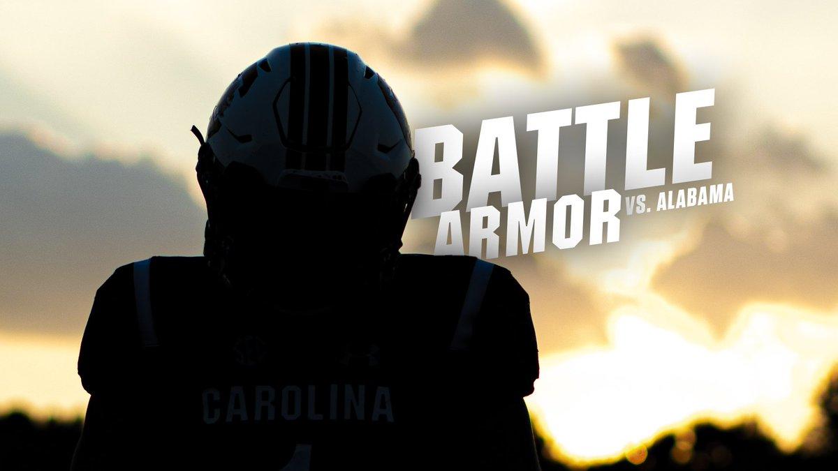 South Carolina Reveals The Uniform It Will Wear vs. Alabama