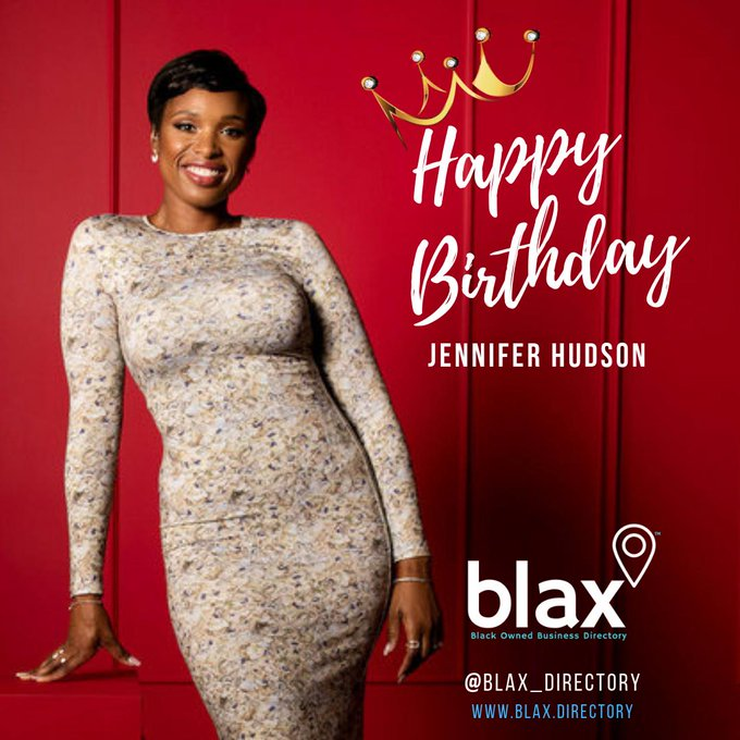 Wising the one and Only Jennifer Hudson a Happy Birthday!