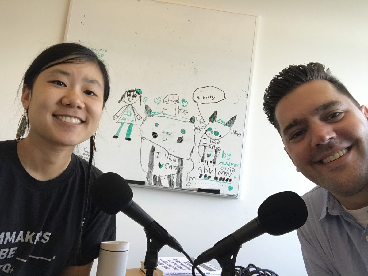 It was great getting Vivian Hua of the @nwfilmforum on an episode of Seattle Growth Podcast. seattlegrowthpodcast.com/s6-ep-11-a-com…
