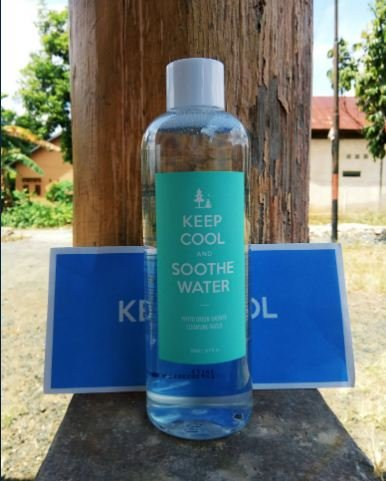 Keep Cool Soothe Phyto Green Shower