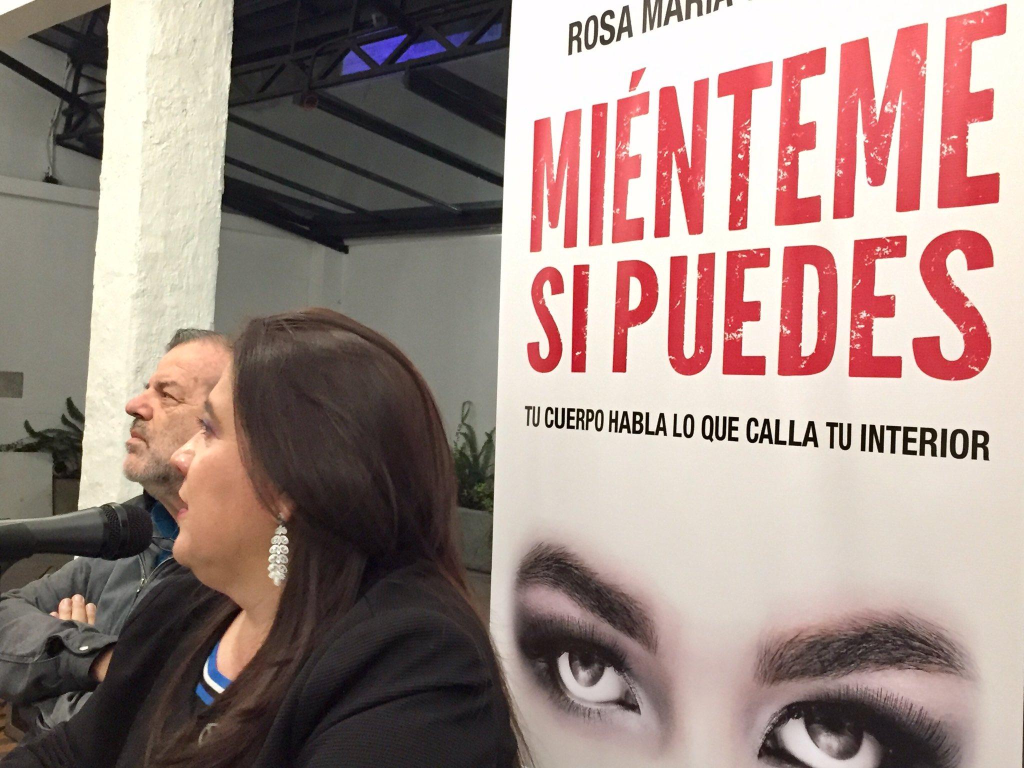Andres Grillo On Twitter Todos Decimos Mentiras Rosa Maria Cifuentes Autora De Mienteme Si Puedes Planetalibrosco Rmcifuentes