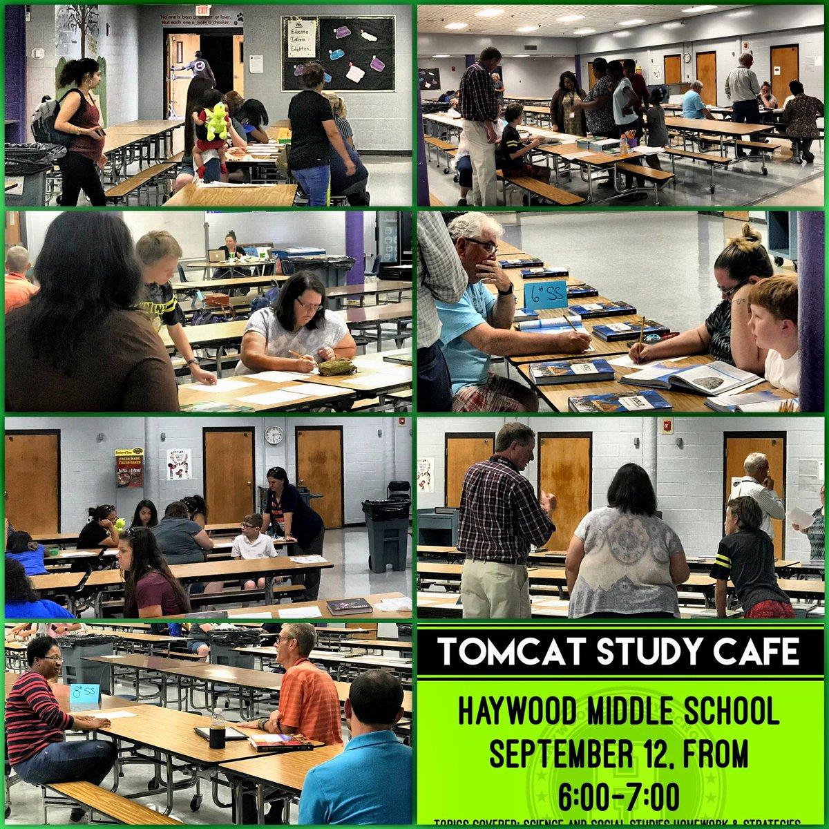 HMS Study Cafe Science & Social Studies #makeithappen <br>http://pic.twitter.com/BaheQA1Gq4