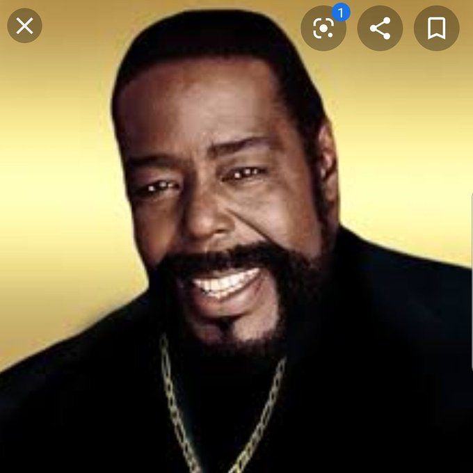 Happy 75th birthday Barry White