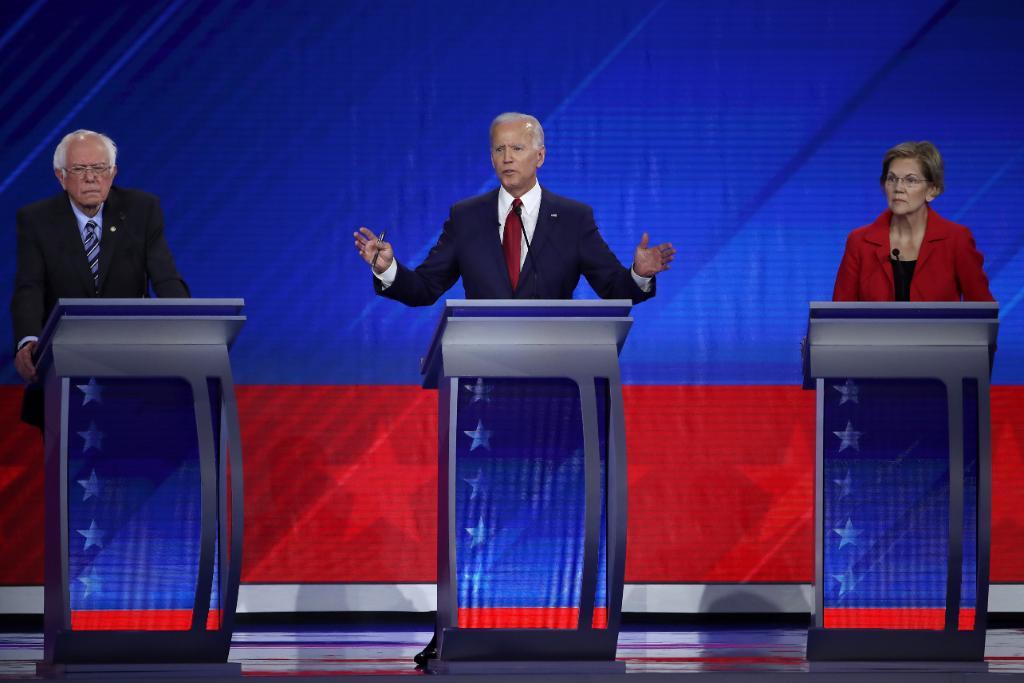 Biden confronted on deportations during Obama administration