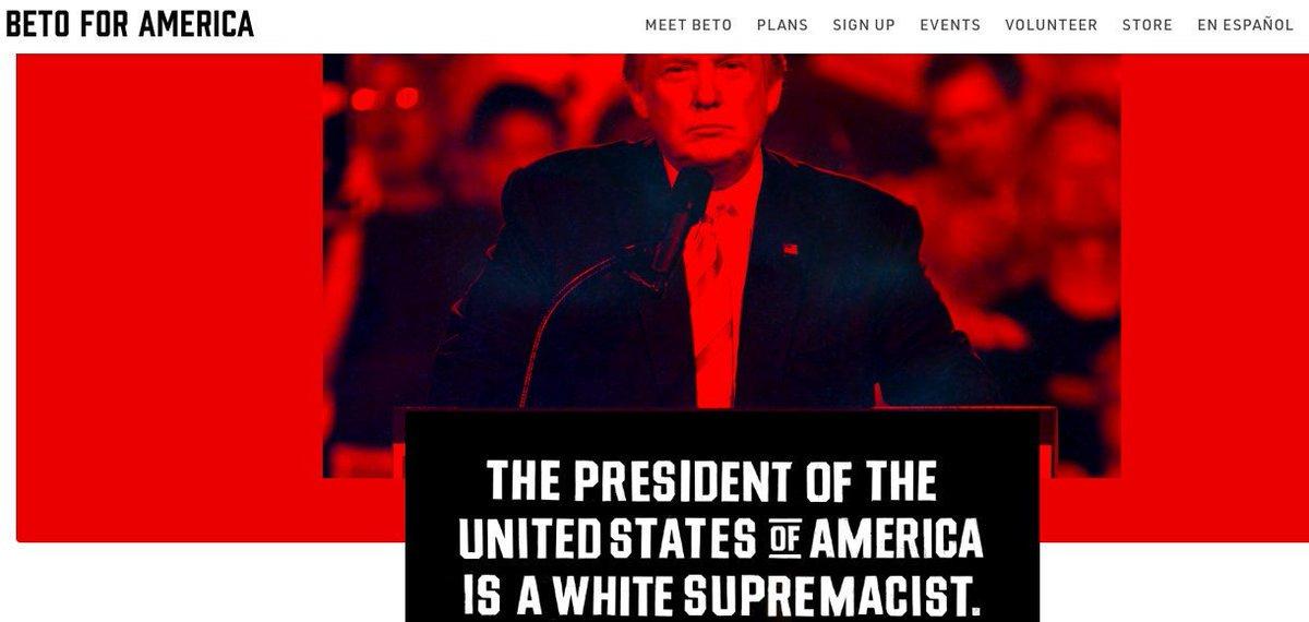 .@BetoORourke's 2020 website has some new content up during the #DemDebate (h/t @oliviamuenter)   https://t.co/o4iGEkvSuG https://t.co/xMTvL85GfO