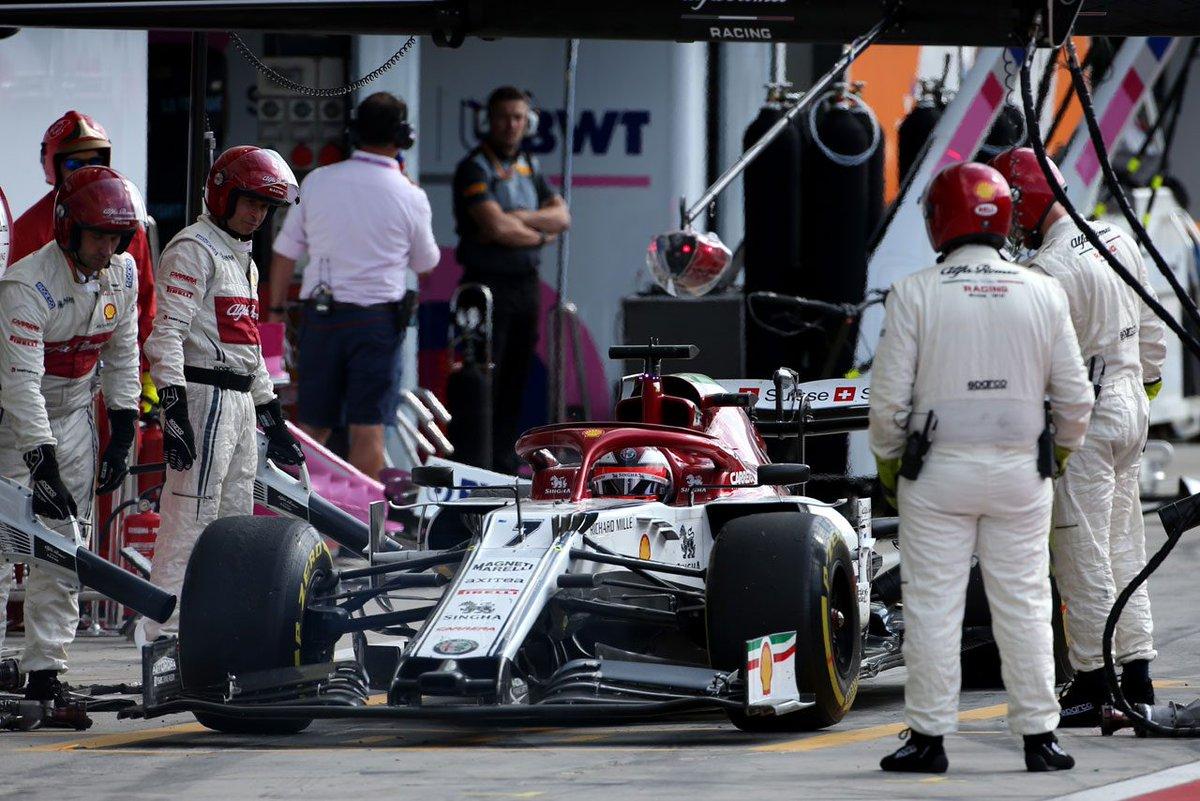 「この25年のなかで最悪の失敗」。アルファロメオF1のボス、ライコネン車のタイヤ装着ミスを嘆く https://www.as-web.jp/f1/521662 #F1 #f1jp #F1イタリアGP #アルファロメオ #ライコネン