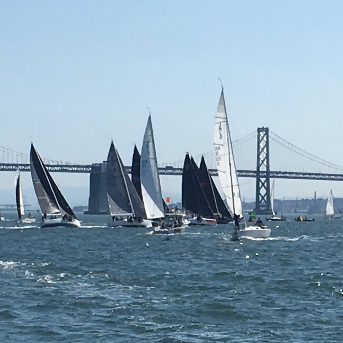 You are welcome and thank you for supporting our #SailGreen efforts! #RolexBigBoatSeries #RolexBBS