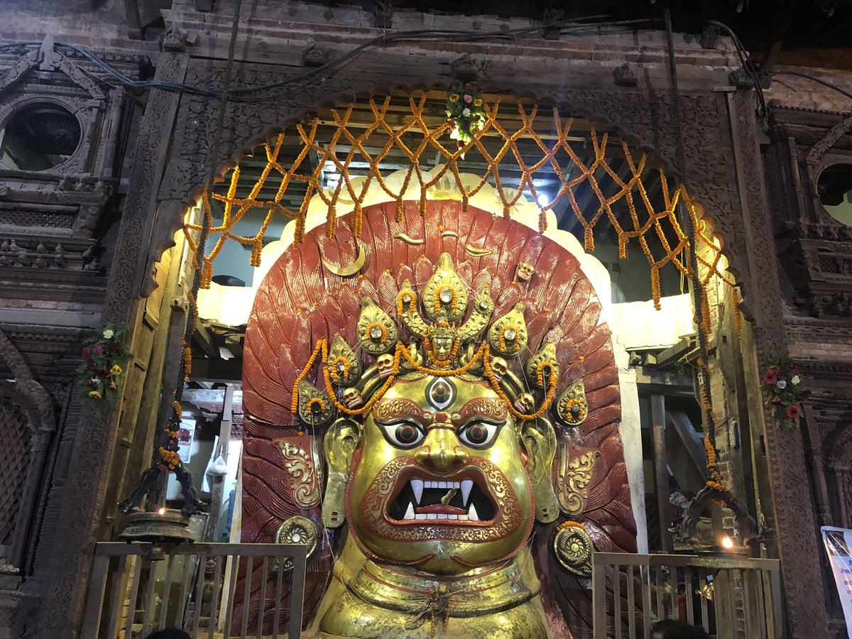 Happy Indra Jatra Festival🎉🎉🎉#kathmandunepal #culture #heritage #travel #festival #indrajatra #nepalnow #directwaycargo #thamel #2076 #amazingculture #kumari #god #believe #respect #exporters #directwaycargo