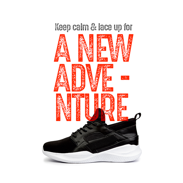 say hello to adventures in style! Check