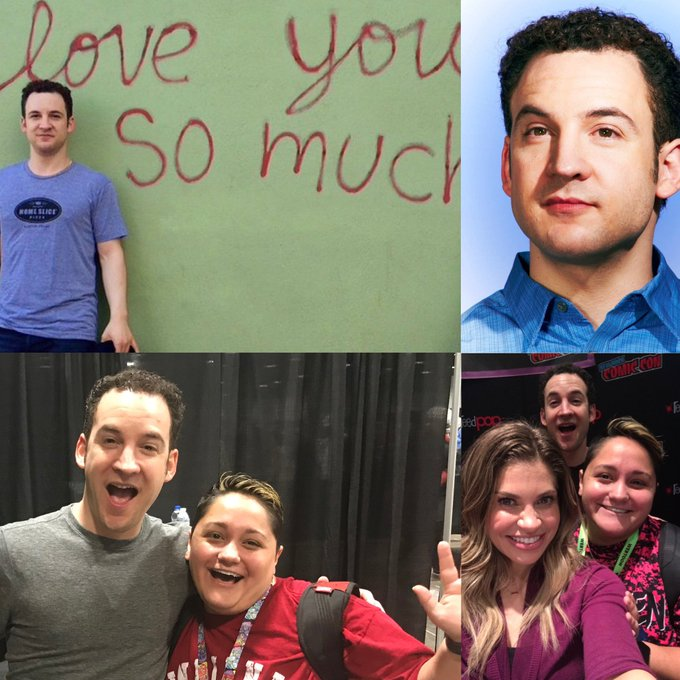 Happy Birthday to the man of my Dreams Ben Savage Hope your day is amazing like you!!