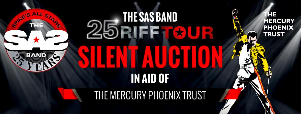 .@SpikesSASBand + @The_MPT Silent Auction: Now Live! Featuring signed Queen + @AdamLambert items up for grabs! Further details here ⬇️ queenonline.com/news/sas-band-…