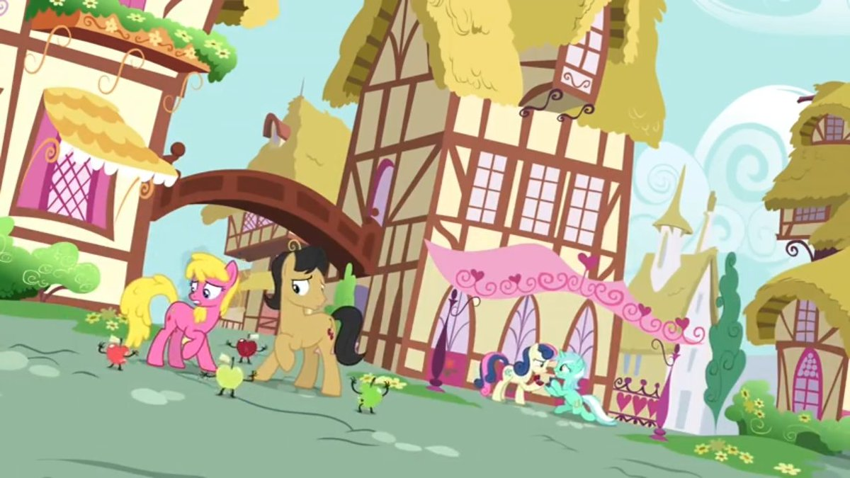 (*** MLP S9 EP23 SPOILERS ***)  .  .  .  .  .  .  .  .  ..  .  .  .  .  .  .  .  .  .  .  .  .  .  .  .  .   Look who just proposed right there ;3 <br>http://pic.twitter.com/HmJwMRBEY7